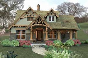 Storybook, Cottage, Style