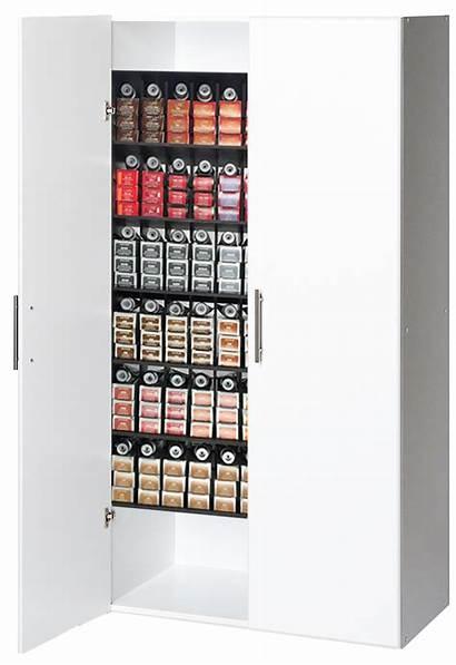 Hair Storage Salon Cabinet Bar Rack Racks
