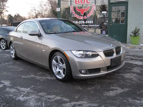 2009 Bmw 3 Series 328i Convertible,rare 6 Speed Manual