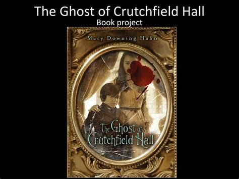 ghost  crutchfield hall powerpoint