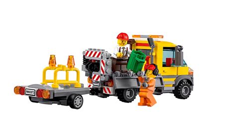 lego truck lego minifigures lego city construction 2015 60073