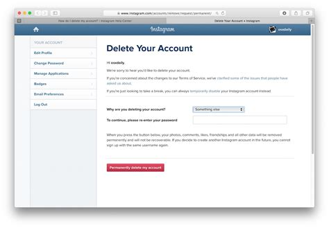 How To Delete An Instagram Account Permanently Or Temporarily