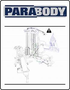Parabody Home Gym 880 User Guide