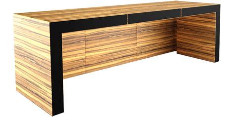 Moderne Schreibtische Aus Holz by Eck Schreibtisch Opararius Puristischer Design
