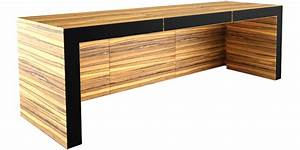 Schreibtisch Design Holz : eck schreibtisch opararius puristischer design schreibtisch von rechteck ~ Eleganceandgraceweddings.com Haus und Dekorationen
