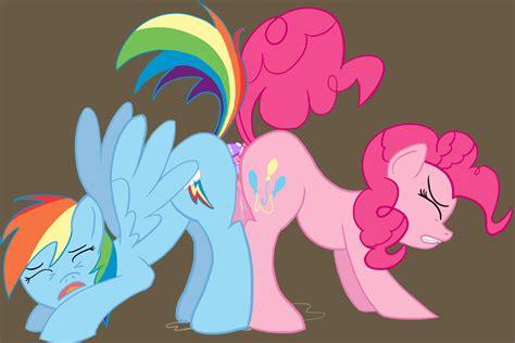 132155 Ass To Ass Lesbian Dildos Artist Kitsuneymg Pinkie