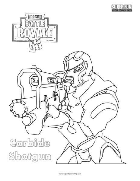 fortnite coloring pages images  pinterest
