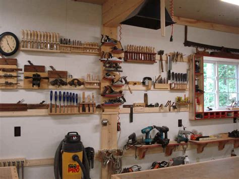 woodworking storage page