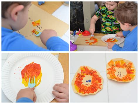 easy zoo animal crafts for preschoolers 252 | 2015 01 3 20 22 26