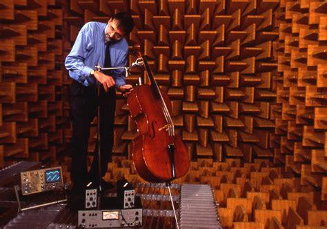 chambre acoustique ircam les espaces