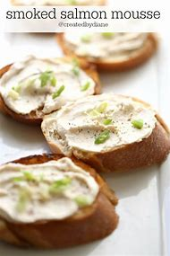 Smoked Salmon Mousse Recipe