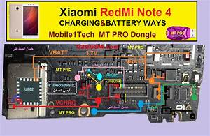 Xiaomi Redmi Note 4 Charging Solution Jumper Problem Ways