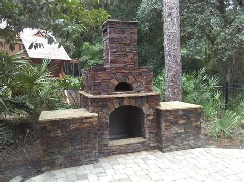 Wood Outside Pizza Oven ? Home Ideas Collection : Tips For