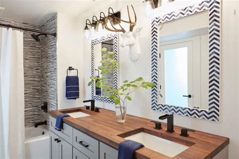 Hgtv Dream Home 2018 Shared Downstairs Bathroom Pictures