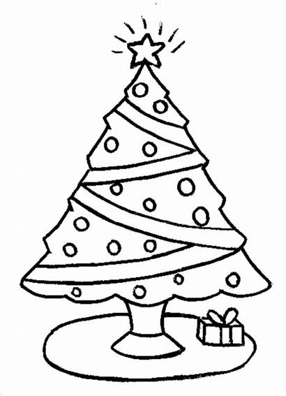 Coloring Christmas Pages Printable Popular
