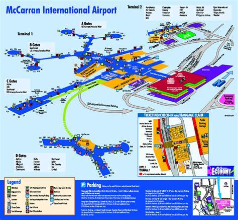 las vegas mccarran airport terminal map 5757 wayne