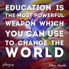 Education Is The Most Powerful Weapon Poster : nelson mandela madiba on pinterest nelson mandela nelson mandela quotes and travel planner ~ Markanthonyermac.com Haus und Dekorationen