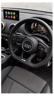 Audi A3 Sportback (2016-2020) Interior & Infotainment | carwow