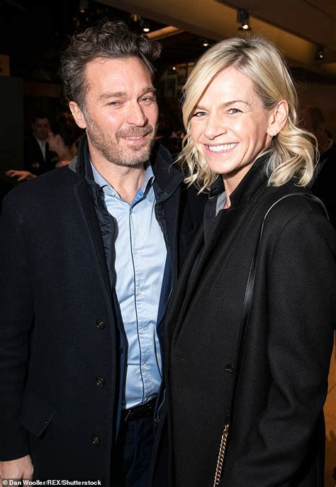 Zoe Ball reveals she and Michael Reed have moved into a ...
