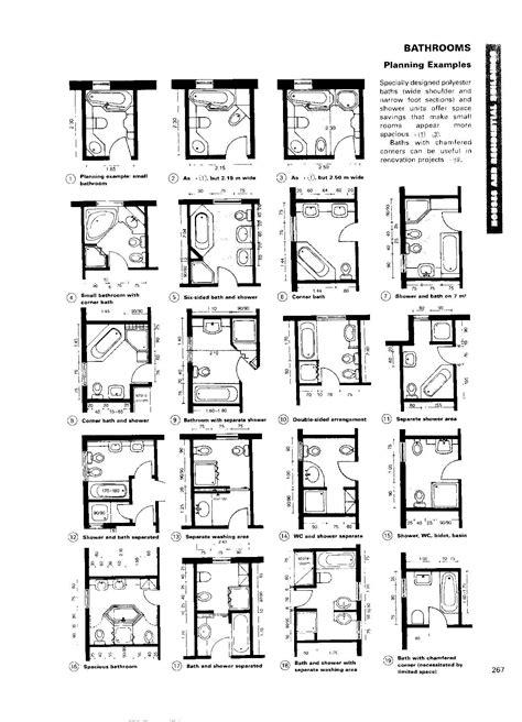 neufert architects data ed    bathroom layout