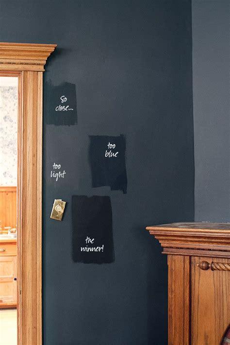 black benjamin moore paint swatches soot  black