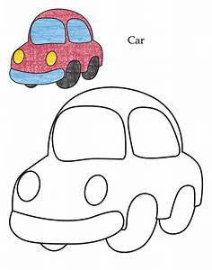 Baby Toys Coloring Pages - Coloring Home