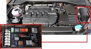 Fuse Box Diagram  U0026gt  Seat Leon  Mk3  5f  2013
