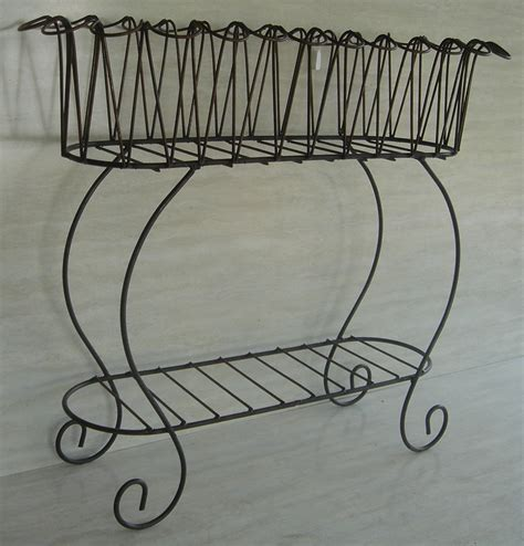Patio Plant Stand Uk by Unique And Beautiful Wrought Iron Plant Stands Outdoor