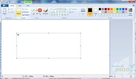 microsoft paint latest version    software