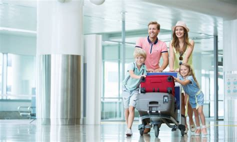 Holiday Travel Tips For Military Families Going Places