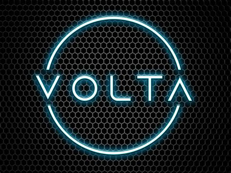 VOLTA logo - Electric Car branding by Tom Woodward on Dribbble