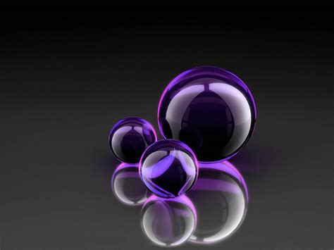 wallpapers glass balls wallpapers