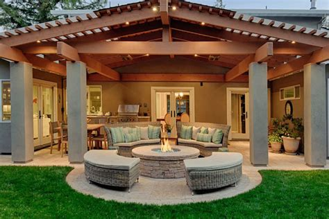 outdoor pit seating ideas corner
