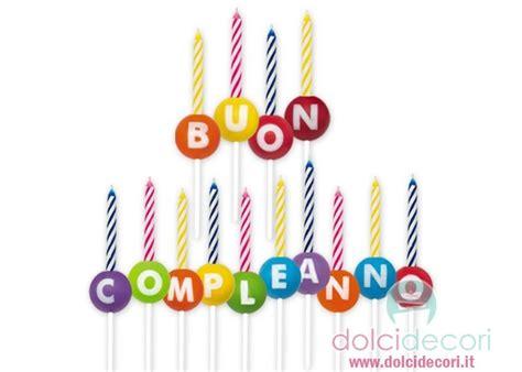 Candele Per Compleanno Candele E Porta Candele Di Buon Compleanno