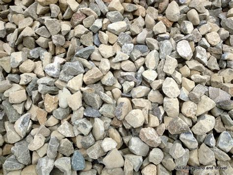 1 crushed rock san fernando valley landscaping