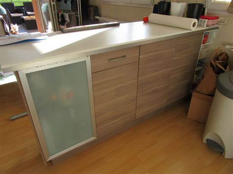 meuble bas cuisine occasion porte vitrée meuble cuisine clasf