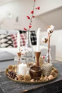 Tischkartenhalter Selber Machen : tisch weihnachtlich dekorieren 41 deko ideen f r weihnachtstafel and weihnachtsdeko fur den ~ Eleganceandgraceweddings.com Haus und Dekorationen