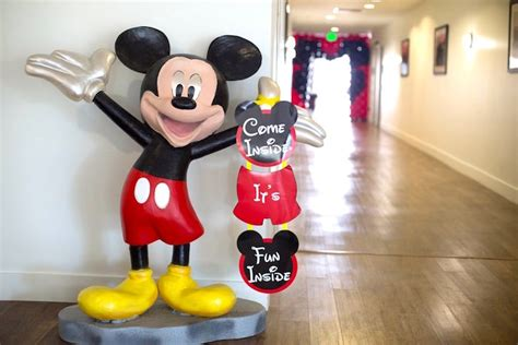 karas party ideas mickey mouse clubhouse birthday party