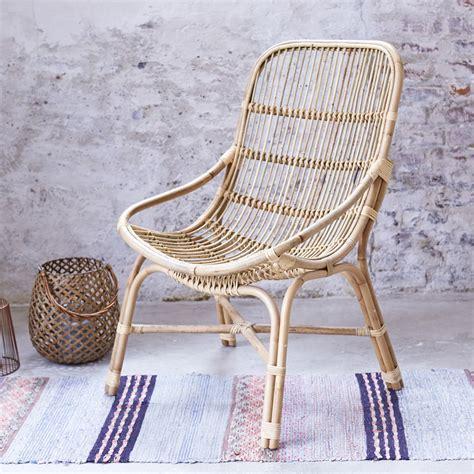 chaises en rotin pas cher fauteuil en rotin et osier pas cher chaise exotique