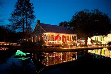 acadian village christmas lights lafayette la larc s acadian is a memorable time lafayette la