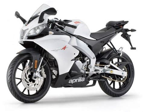 2013 Aprilia Rs 50  Motorcycle Review @ Top Speed