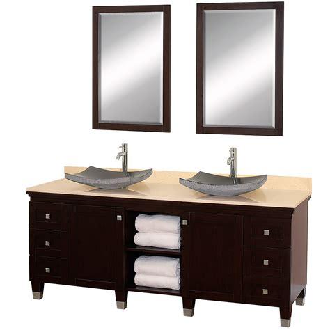 bathroom vanity for 72 quot premiere 72 espresso bathroom vanity bathroom