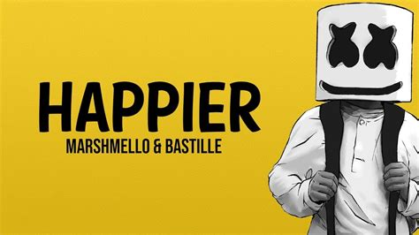 Marshmello Lends Upbeat Production To Bastille's 'happier