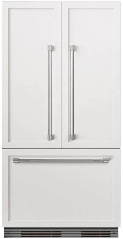 dcs rsajc   built  french door refrigerator