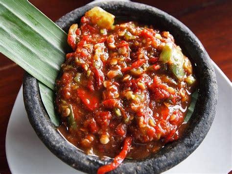 Jom santai di sambal lalapan. Resep Masakan Indonesia: Resep sambal cobek