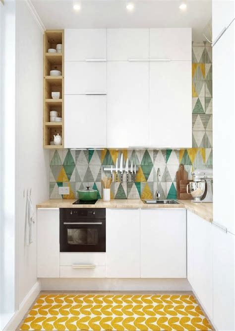 wallpaper in kitchen ideas the best patterned tiles and wallpaper ideas for your