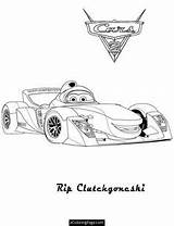Coloring Pages Torque Cars Printable Rip Outlines Colours Lions Paracord Toys 7kb 307px Disney Nascar sketch template