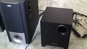 Creative Sbs A220 - 2 1 Speaker System