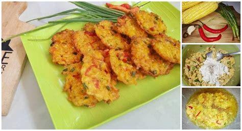 Bakwan jagung pedas manis enak lainnya. Resep membuat Bakwan jagung manis maknyusss dan crispyyy - Resep Dapur Emak