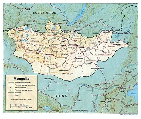 mongolia maps perry castaneda map collection ut